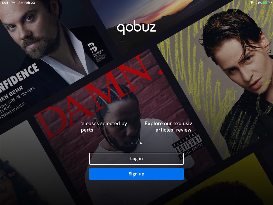 What's the Buzz about Qobuz? - PRAIRIE AUDIO MAN CAVE