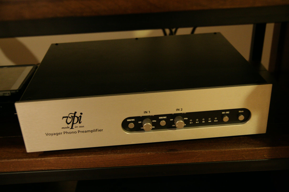 The VPI Prime Signature Turntable -- a Real World Class Solution to